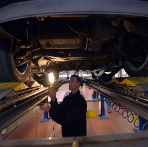Centar motor – za siguran tehnički pregled vozila!