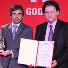 """Kompanija """"Fiat"""" najbolja - Dodeljena priznanja """"Biznis Partner 2011"""""""
