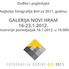 Sarajevo: Pedeset najboljih fotografija na izložbi u Galeriji Novi Hram