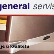 """general servis"" obnovio certifikat upravljanja kvalitetom ISO 9001:2000"