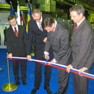 Sarajevo: Otvorena nova proizvodna linija u Uniklimi - članici grupacije Hidria