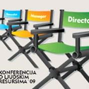 """Posao.ba organizira """"HR konferenciju 2009"""" posvećenu upravljanju ljudskim potencijalima u kriznim stuacijama - 18. novembra 2009. godine u Sarajevu"""