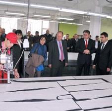 U Brijesnici otvoren Tekstilno tehnološki centar
