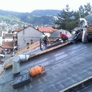 EKO-GRADNJA d.o.o. Sarajevo – Referentna lista najznačajnijih radova u području izolacija i sanacija u gradevinarstvu