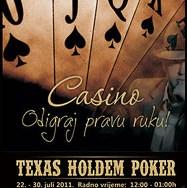 Casino: Odigraj pravu ruku! Mjesto zabave na SFF-u