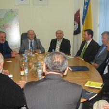 Predstavnici mađarskih firmi posjetili KS: Interes za iskorištavanje geotermalnih voda