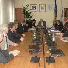 Potencijalni mađarski investitori u dvodnevnoj posjeti Kantonu Sarajevo