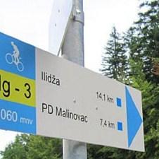 Počelo mapiranje biciklističkih staza na Igmanu i Bjelašnici