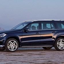 Premijera nove Mercedes-Benz GL-klase: Novi GL besprijekoran u svim uslovima