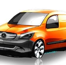 Mercedes-Benz Citan: Novo gradsko dostavno vozilo široke namjene