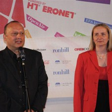 Druženje Dell & Disti 4 Partners na festivalskom trgu