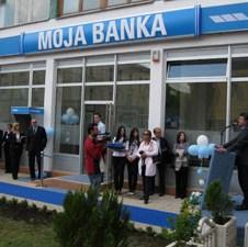 MOJA BANKA od sada i u Goraždu