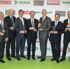 Sedam nagrada za Daimlerova komercijalna vozila