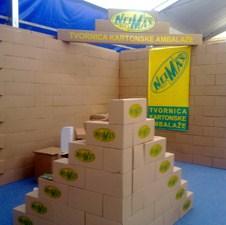Neimax na sajmu Interagro 2011