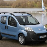 "Citroen Nemo dobitnik nagrade ""Van of the Year 2009"""