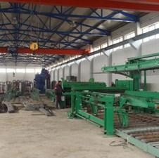 """""""Nevistić Commerce"""" otvorio tvornicu za proizvodnju armaturnih mreža"""