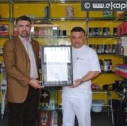 Unapređenje kvalitete: Kompaniji OrtoSar dodjeljen ceritifikat ISO 9001: 2008