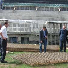 Sanacija stadiona Otoka: Planirano otvorenje krajem augusta