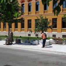 Nakon Španjolskog trga i šetalište Mostara dobiva novi izgled