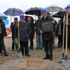 Bosanski Petrovac: Počela gradnja fabrike peleta u koju se ulaže tri miliona KM