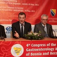 Počinje Četvrti kongres Asocijacije gastroenterologa i hepatologa BiH
