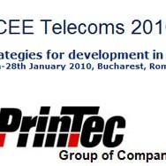 Printec Group - srebreni sponzor 7. CEE Telecoms 2010 Conference, od 27. do 28. januara u Bukureštu