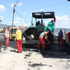 Počeli radovi na sanaciji saobraćajnica u Novom Sarajevu