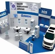Salon bankarske opreme d.o.o. na 9. Međunarodnom sajmu zaštite ljudi i imovine 'Interprotex 2009.' - Prilika za nove poslovne kontakte