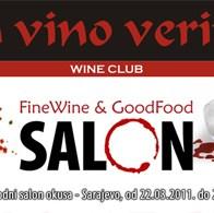 FineWine&GoodFood - II. Međunarodni salon okusa od 22.03. do 24.03.2011. u Sarajevu