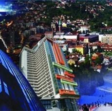 """Promotivna i investicijska konferencija """"KANTON SARAJEVO 2008"""", od 21. do 23. aprila 2008. godine u Hotelu Radon Plaza"""