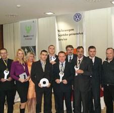 Izabrani najbolji: Državno prvenstvo prodajnih savjetnika, tehničara i servisera