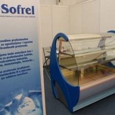 Sofrel d.o.o. Sarajevo - Referenc lista iz oblasti proizvodnje rashladnih vitrina, šankova, ugostiteljske opreme i inoks kuhinja