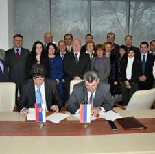 Potpisan Sporazum o naučno-istraživačkoj saradnji između Banja Luke i Beograda