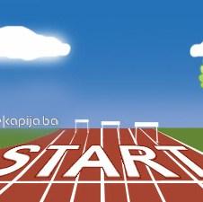 Polumaraton Sarajevo 2010: Start na Zetri za preko 400 trkača iz više od 25 zemalja
