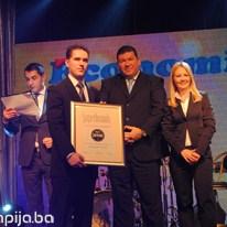 Dodijeljene nagrade Superbrands BiH 2010: Proslava brandinga okupila najuspješnije