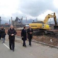 Počelo uređenje zemljišta za gradnju kombinovane toplane - elektrane u Zenici