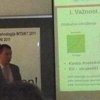 """Prezentacija USAID 3E projekta na simpoziju o """"pametnim gradovima"""" u Tuzli"""