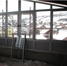 SELMING d.o.o. Sarajevo – Referentna lista iz oblasti završnih radova u građevinarstvu, proizvodnji građevinske, aluminijske i čelične stolarije