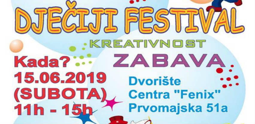 Centar Fenix organizuje festival za djecu