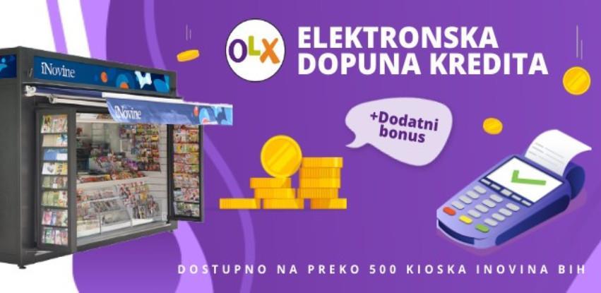 Dodatni promo bonus od 10% za kupovinu OLX kredita
