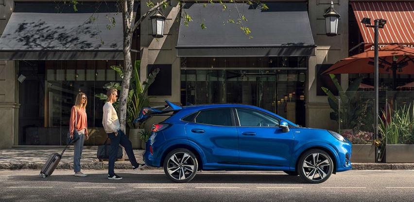 Gdje biste se vi zaputili sa novom Ford Puma?