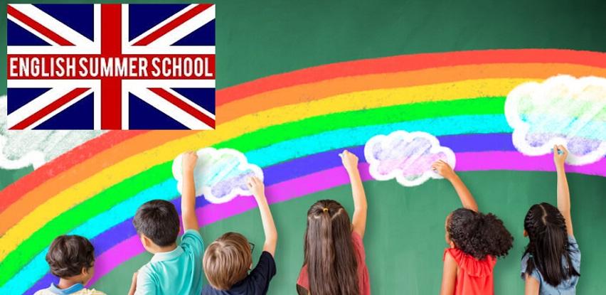 Ljetni kurs za najmlađe i ljetna škola engleskog jezika
