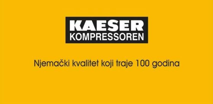 Sicon Sas ovlašteni distributer, zastupnik i serviser KAESER KOMPRESSOREN