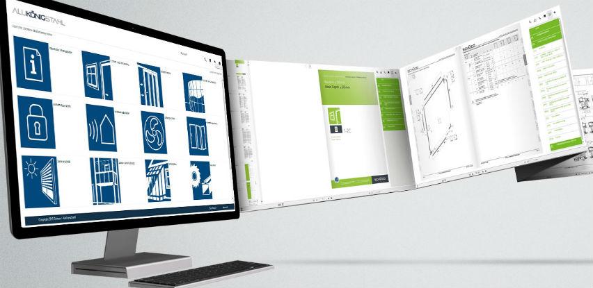 Koristite AKS TechDoc, AluKönigStahl online-dokumentacijsku platformu!