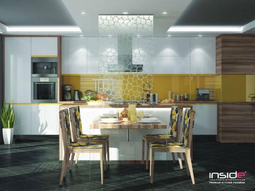 Inside by Ećo nudi kuhinje različitog dizajna, male ili velike, moderne...