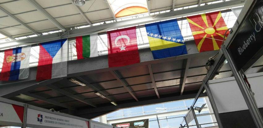 Alternativa jedina firma iz BiH na sajmu privrede u Prištini