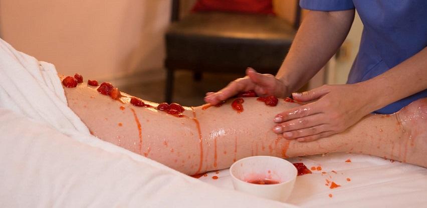 Da li ste probali Herbal spa jagoda masažu?