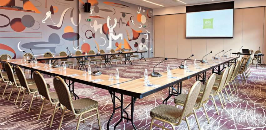 Inspirišite kreativne umove u Ibis Styles Hotelu