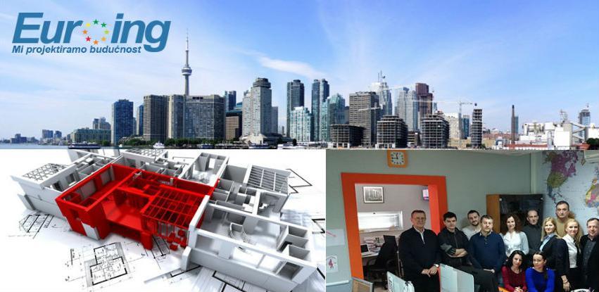 Euroing projektovanje, konsalting, nadzor i energetsko certificiranje
