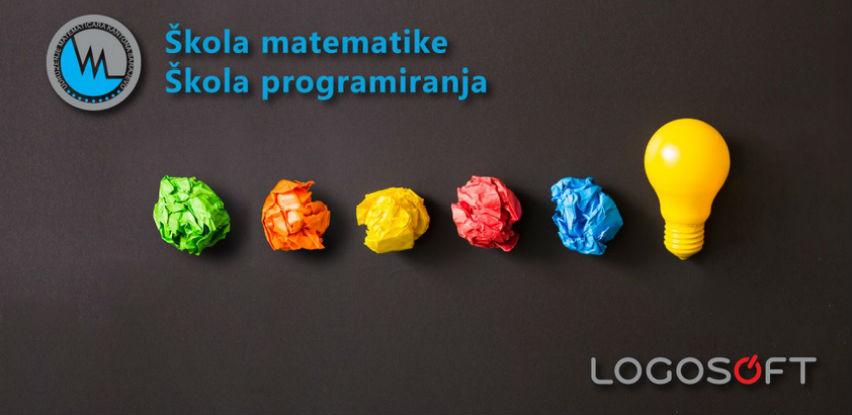 Kompanija Logosoft podržala Školu matematike i Školu programiranja UMKS
